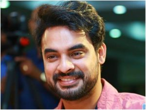Tovino Thomas turns into a director