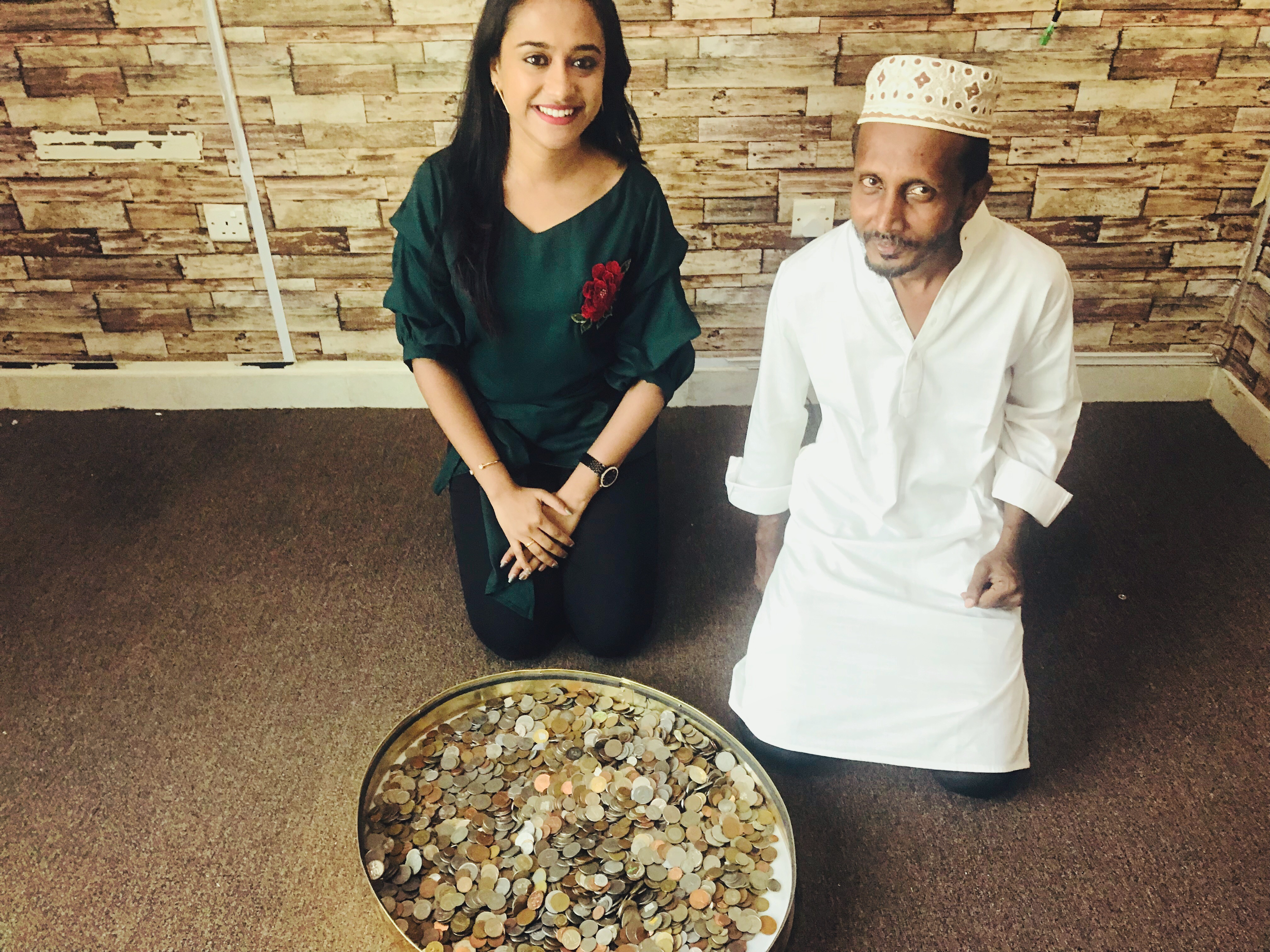 Indian expat ready to sell coin collection for Kerala flood relief!